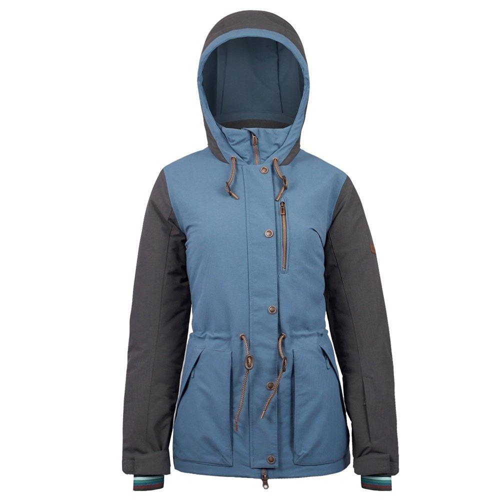 Boulder Gear Brio Insulated Ski Jacket (Women's) - Blue Haze