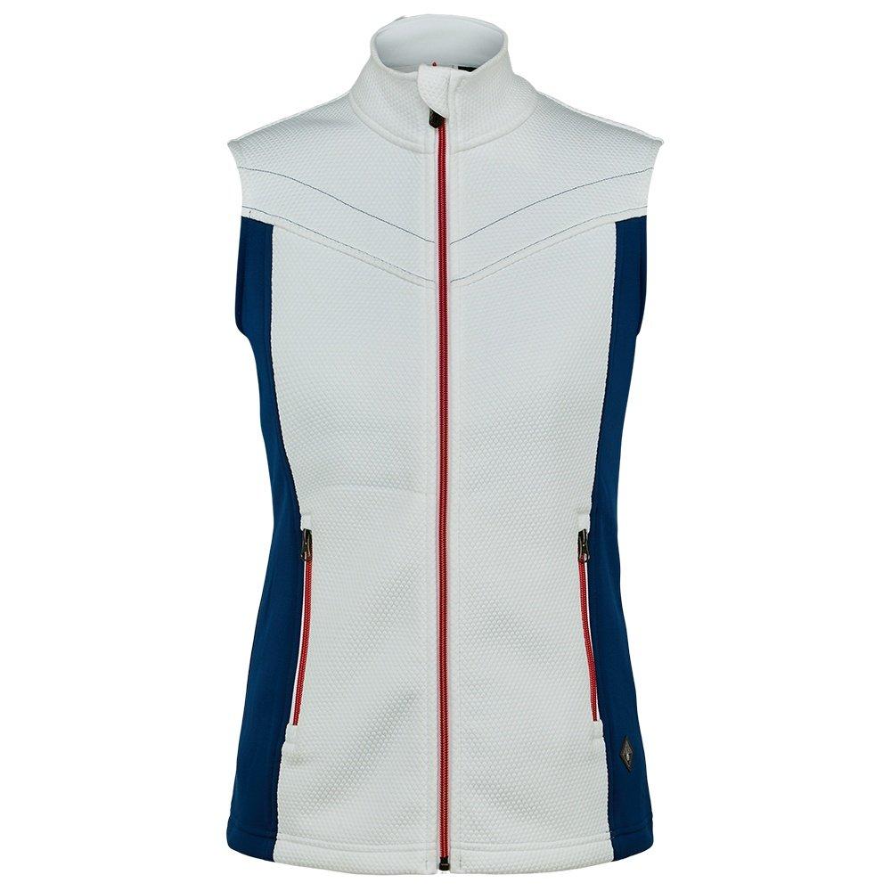 Spyder Encore Fleece Vest (Women's) - White