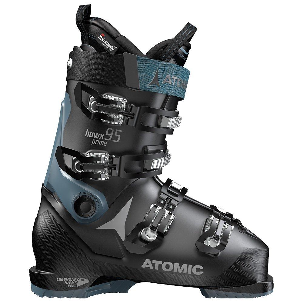 Atomic Hawx Prime 95 Ski Boot (Women's) - Black/Denim