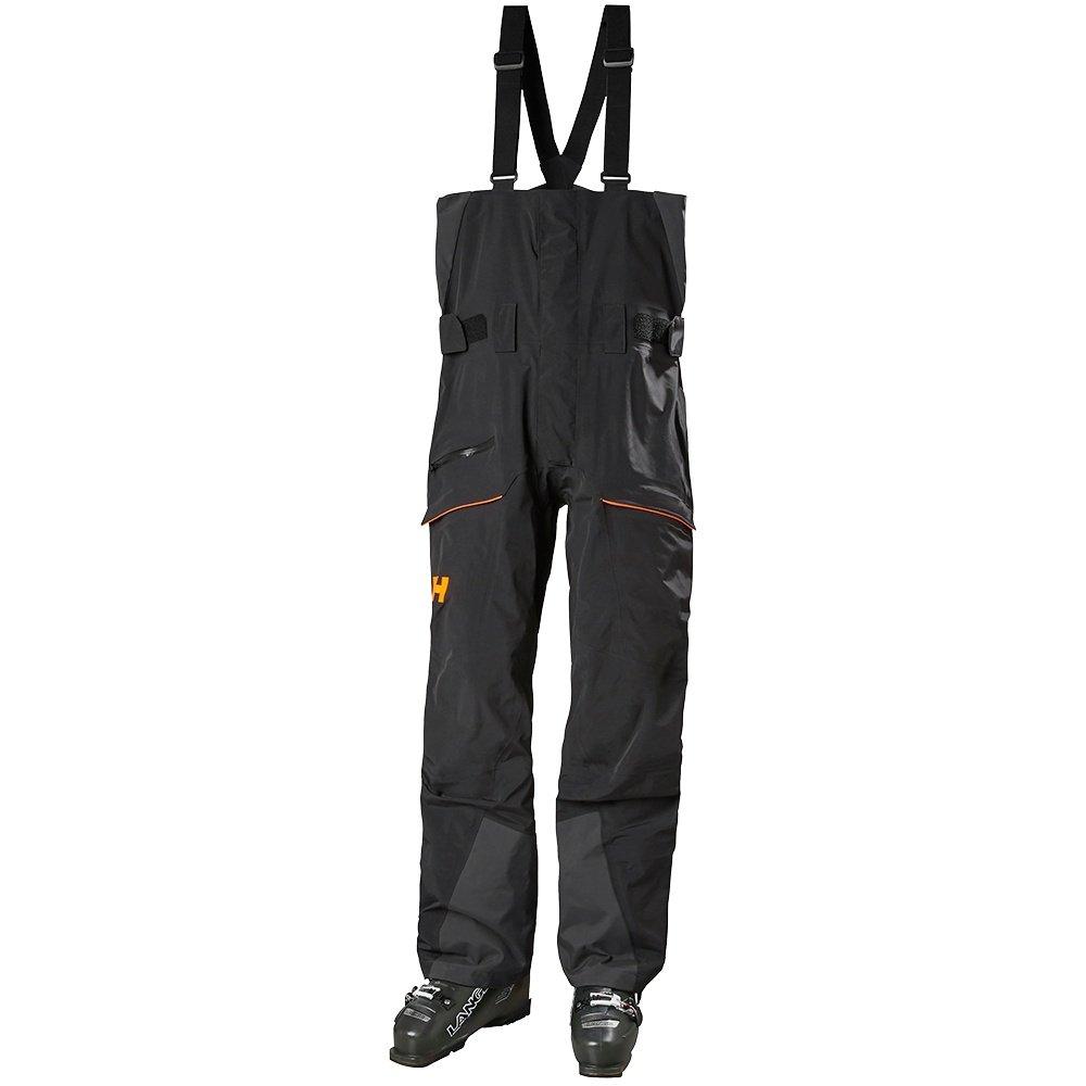 Helly Hansen Sogn Bib Shell Ski Pant (Men's) - Black