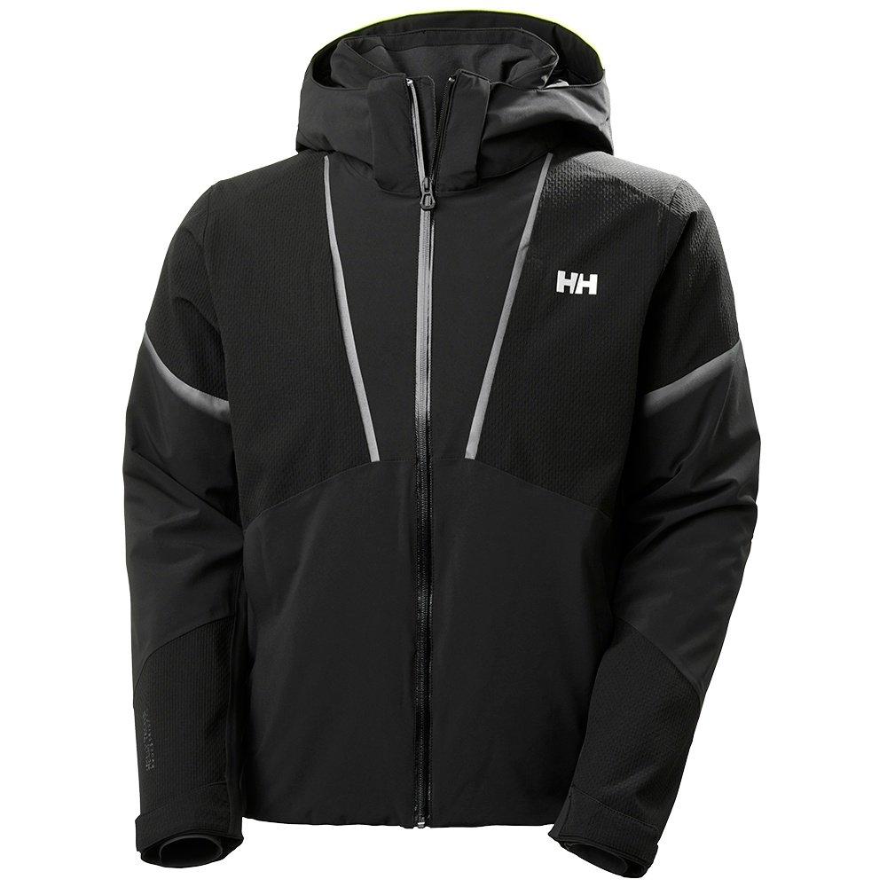 Helly Hansen Freeway Insulated Ski Jacket (Men's) - HH Black