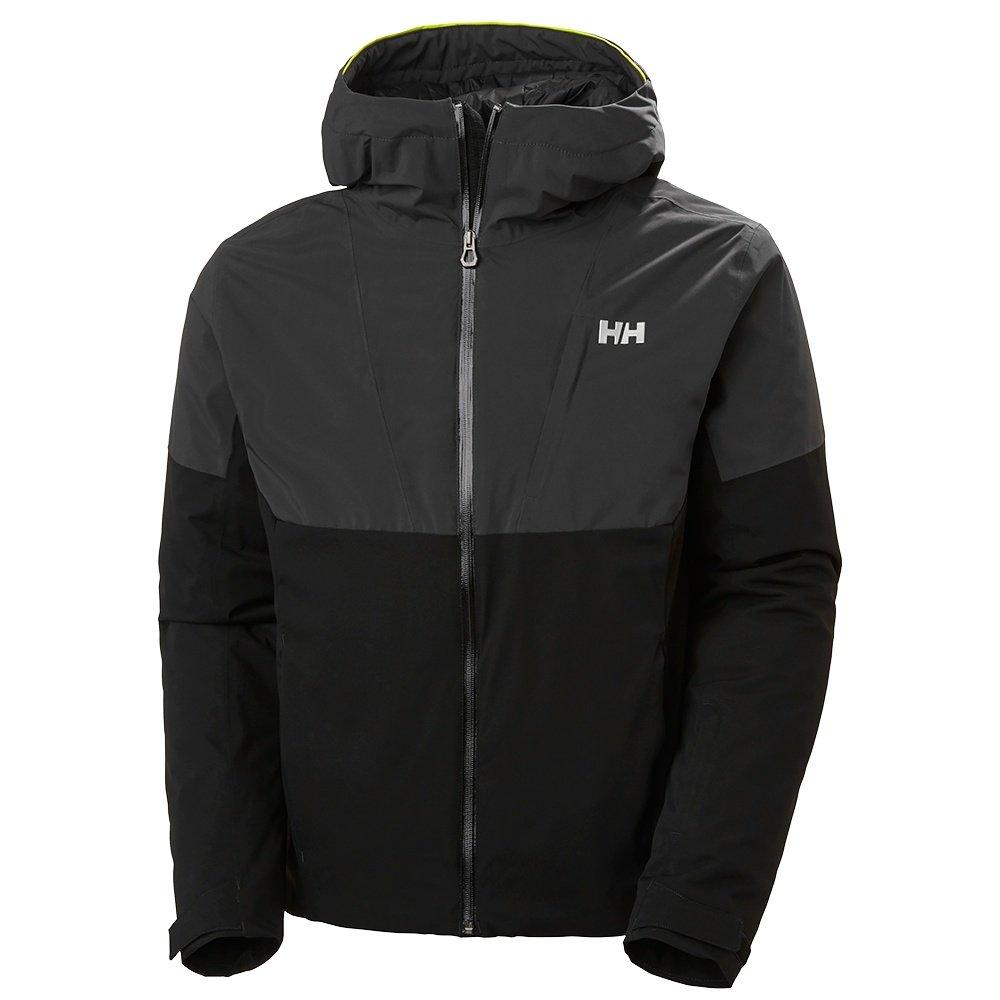 Helly Hansen Riva LIFALOFT Insulated Ski Jacket (Men's) - HH Black