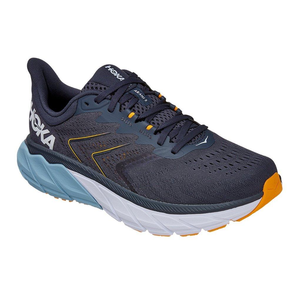 Hoka One One Arahi 5 Wide Running Shoe (Men's) - Ombre Blue/Blue Fog