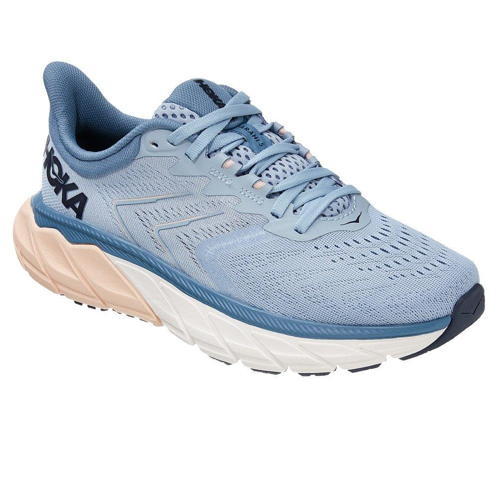 Hoka One One Arahi 5 Wide Running Shoe  (Women's) - Blue Fog/Provincial Blue