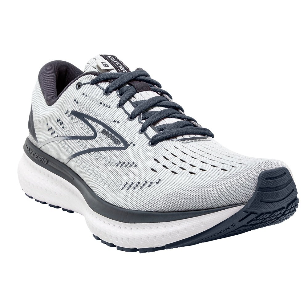 Brooks Glycerin 19 Running Shoe (Women's) - Grey/Ombre/White