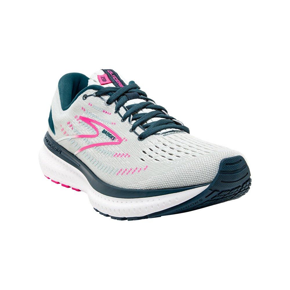 Brooks Glycerin 19 Running Shoe (Women's) - Ice Flow/Navy/Pink