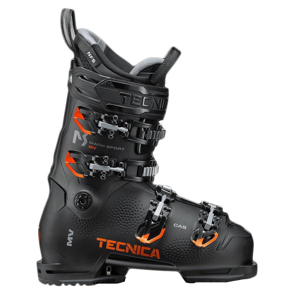 Tecnica Mach Sport 100 MV Ski Boot (Men's) - Graphite