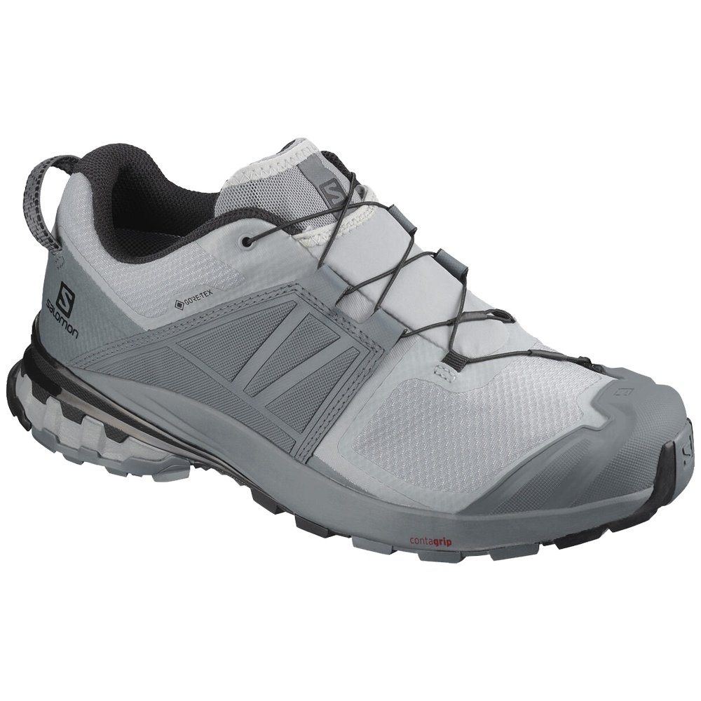 Salomon XA Wild GORE TEX Trail Running Shoe (Men's) - Quarry