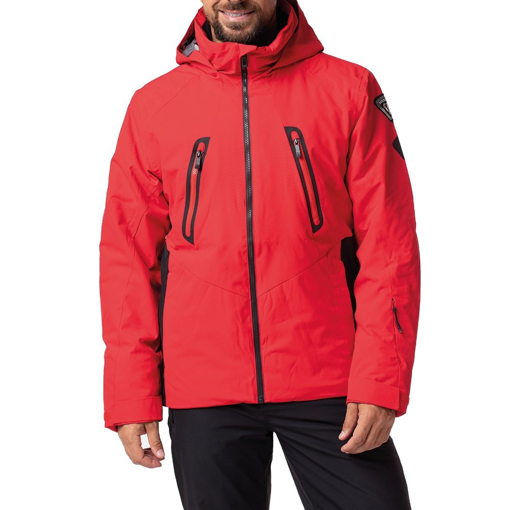 Rossignol Fonction Insulated Ski Jacket (Men's) - Sports Red