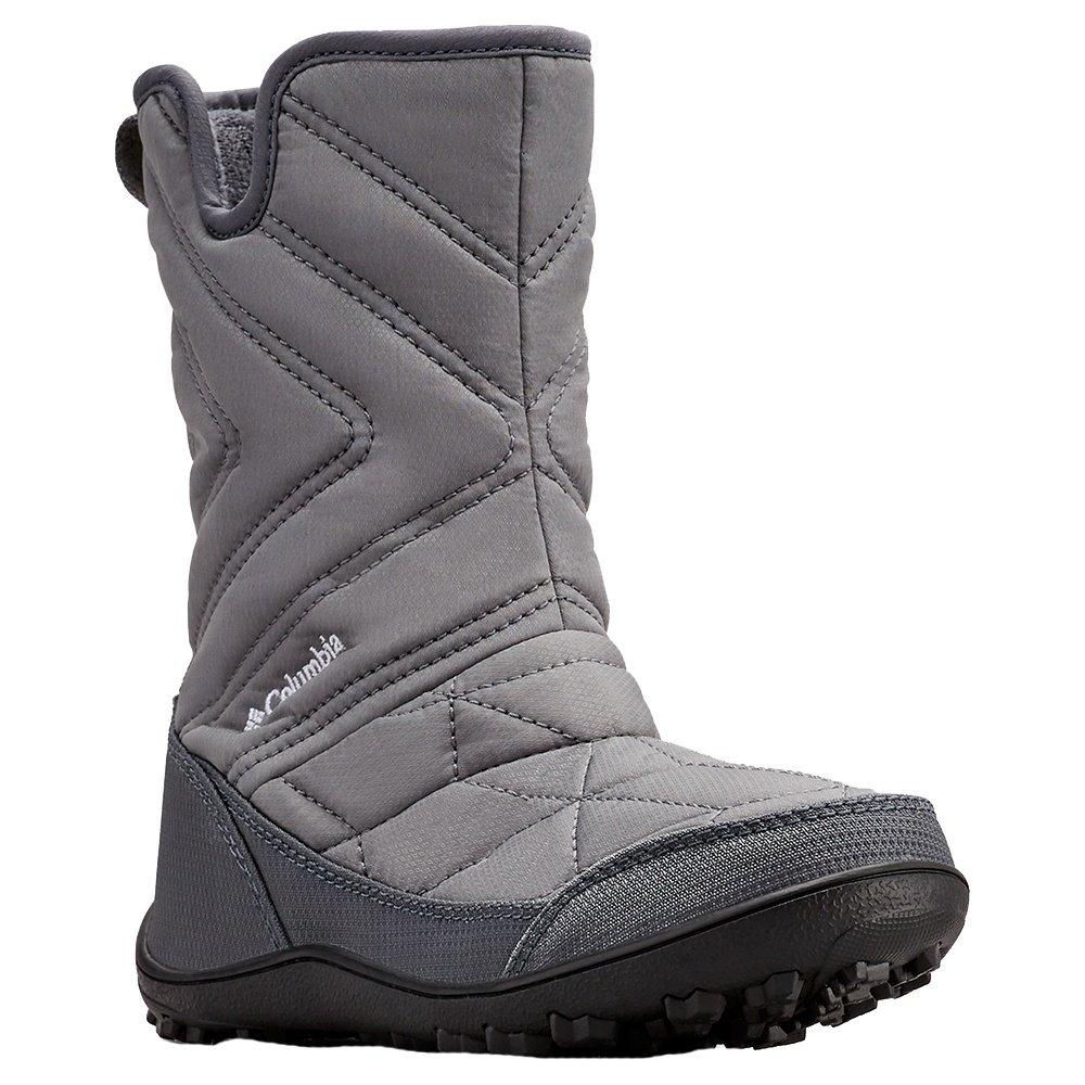 Columbia Minx Slip III Winter Boot (Girls') - Ti Grey Steel