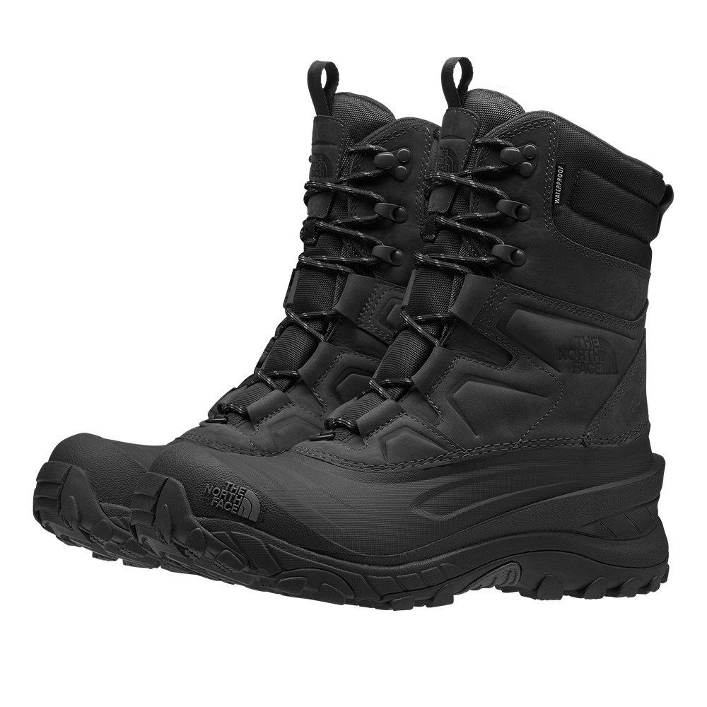 The North Face Chilkat 400 II Winter Boot (Men's) - TNF Black/TNF Black