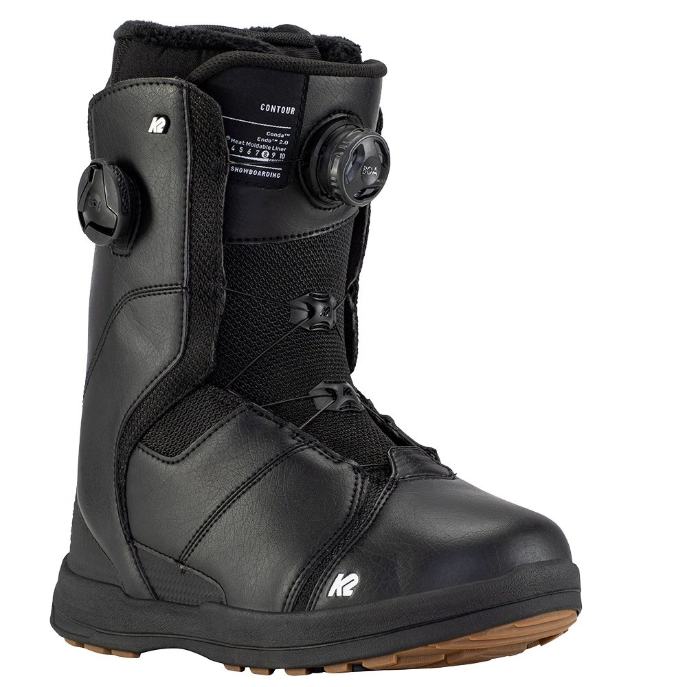 K2 Contour Snowboard Boot (Women's) - Black