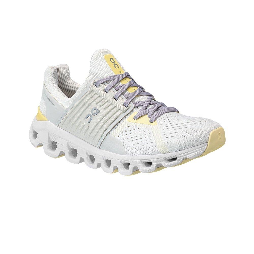 On Cloudswift Running Shoe (Women's) - White/Limelight