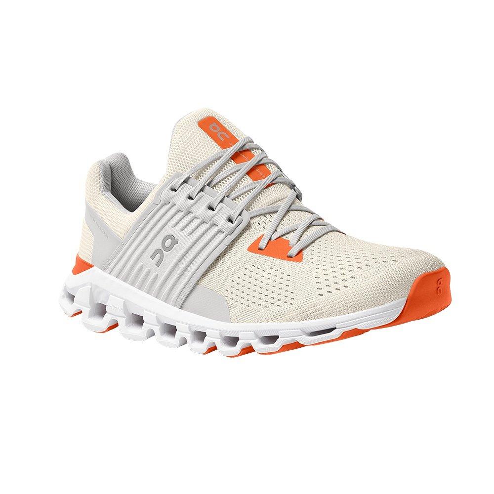 On Cloudswift Running Shoe (Men's) - White/Flame
