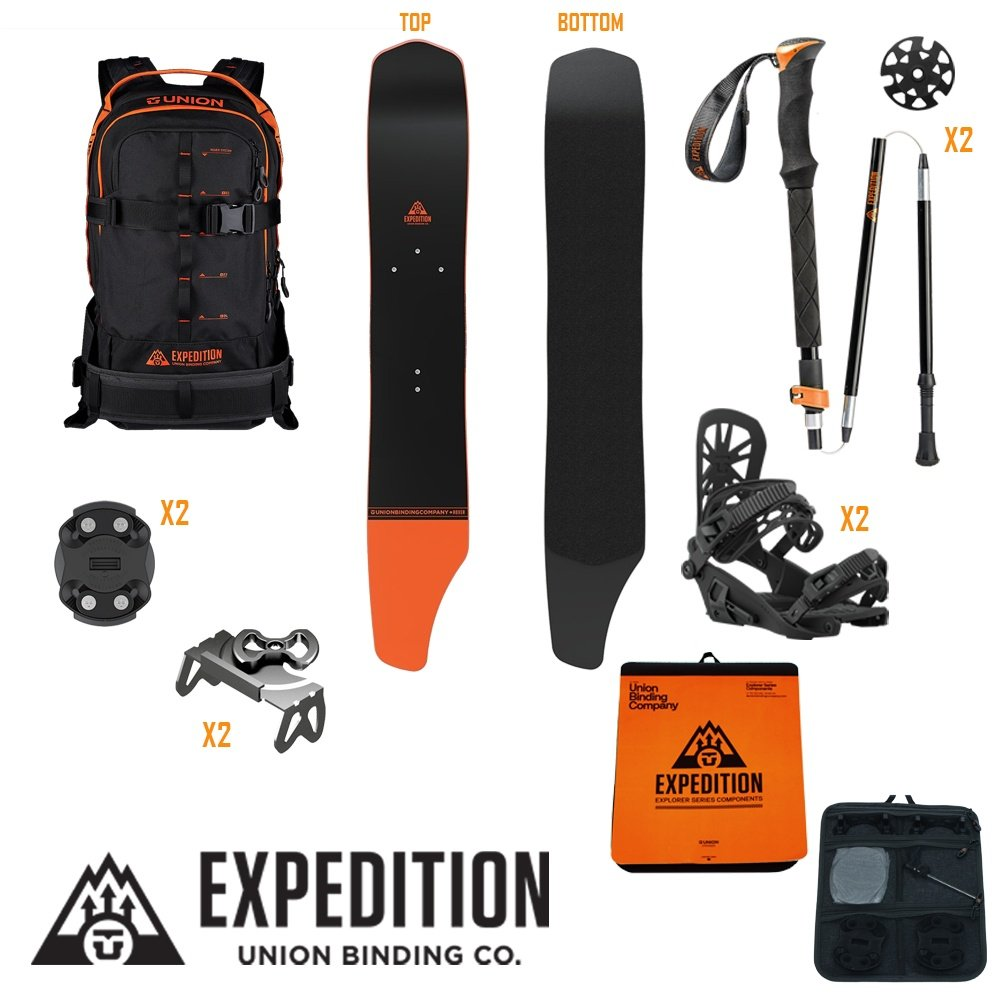Union Rover Approach Ski Package (Men's) - L