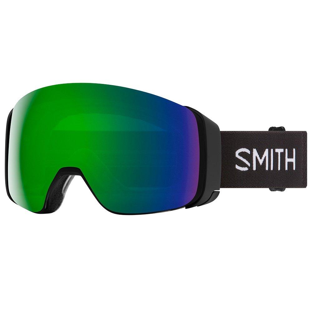 Smith 4D MAG Snow Goggle (Men's) - Black