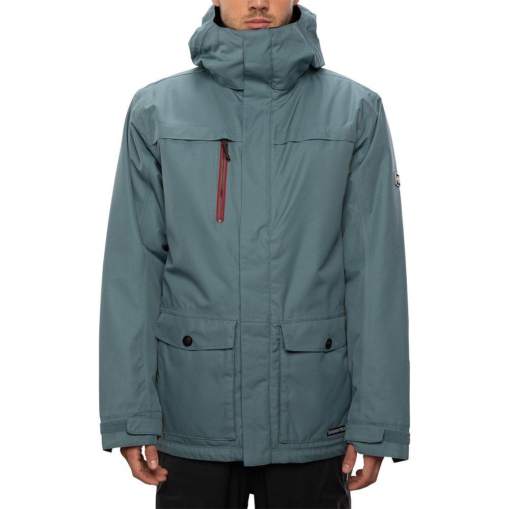 686 Anthem Insulated Snowboard Jacket (Men's) - Goblin Blue