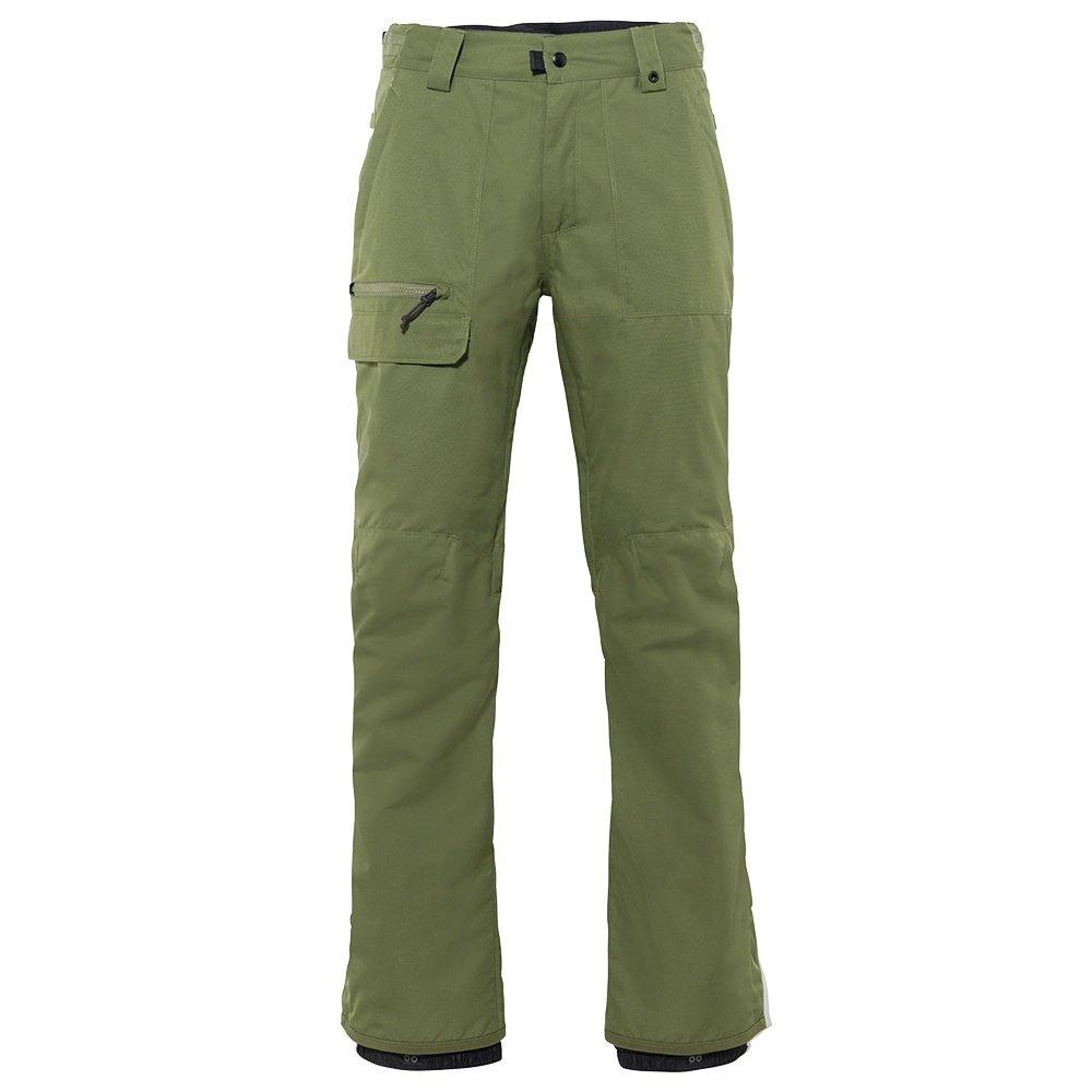 686 Vice Shell Snowboard Pant (Men's) - Surplus Green