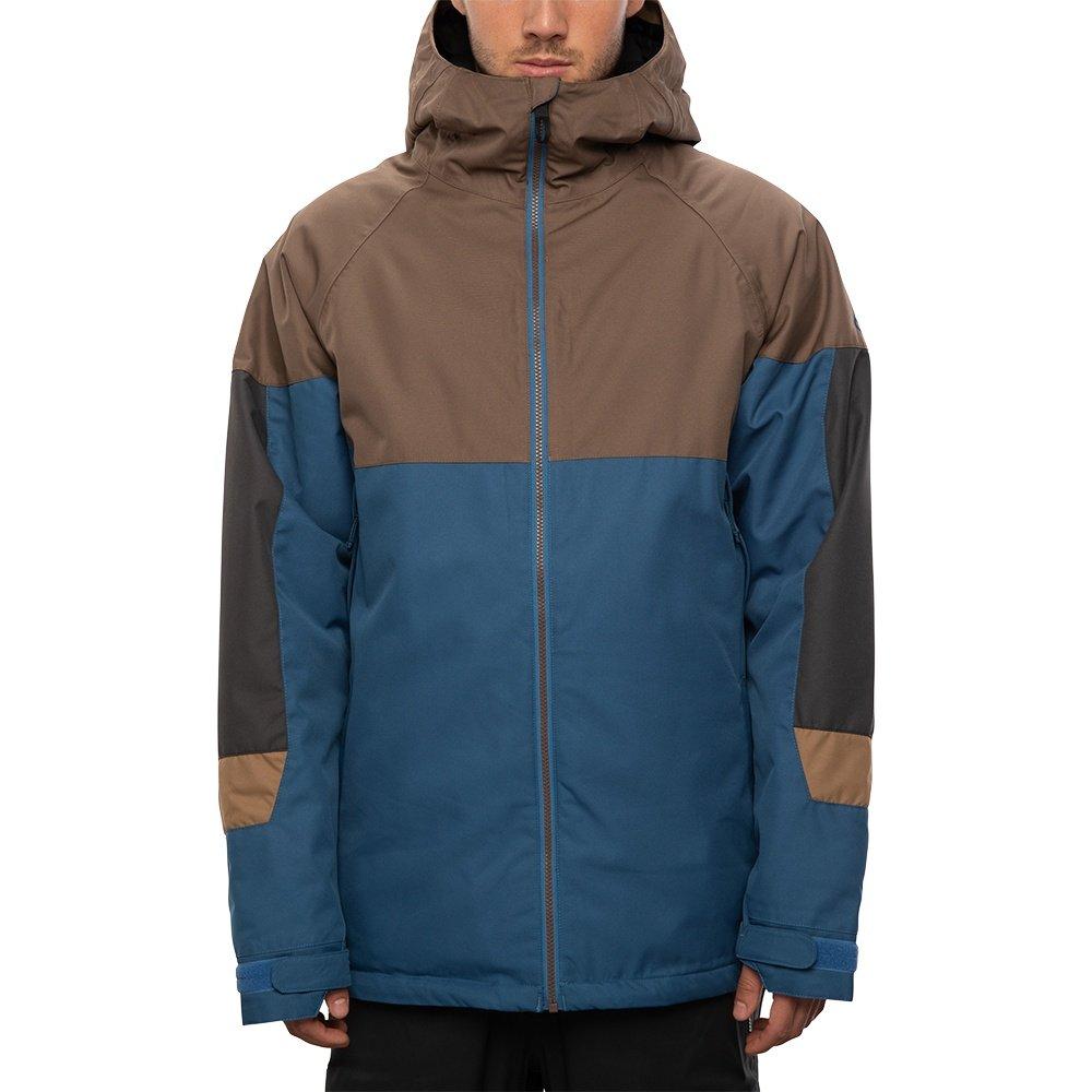 686 Static Insulated Snowboard Jacket (Men's) - Bluestorm