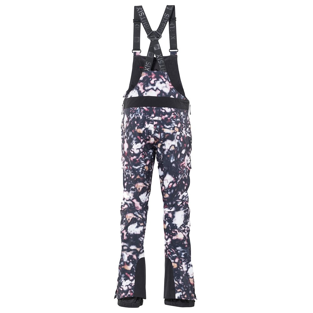 686 GLCR Geode Thermagraph Insulated Snowboard Bib (Women's) - Abalone Camo