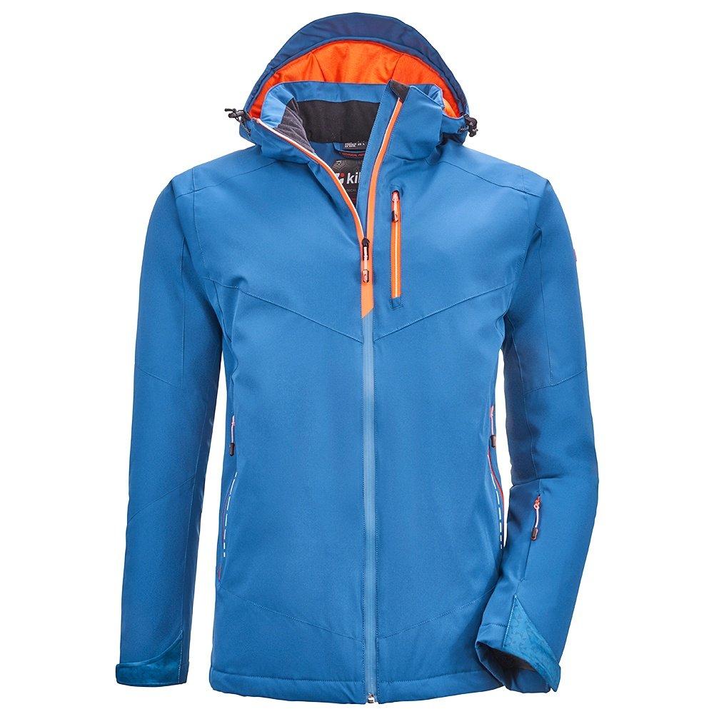 Killtec Eiskar B Insulated Ski Jacket (Men's) - Dark Petrol