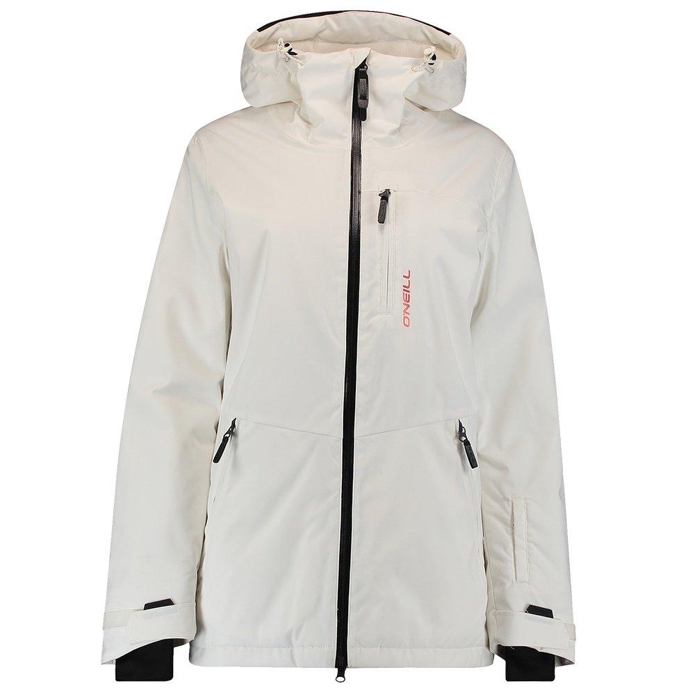 O'Neill Apo Insulated Snowboard Jacket (Women's) - Powder White