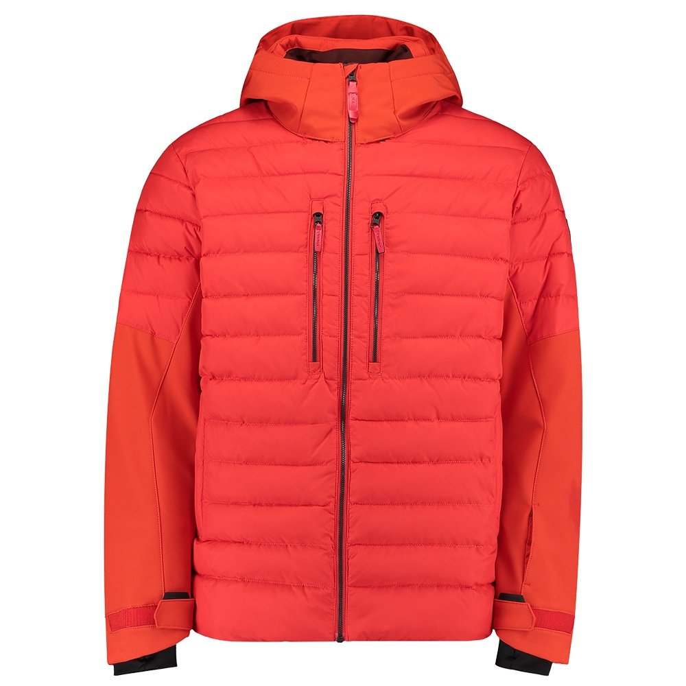 O'Neill Igneous Insulated Snowboard Jacket (Men's) - Fiery Red