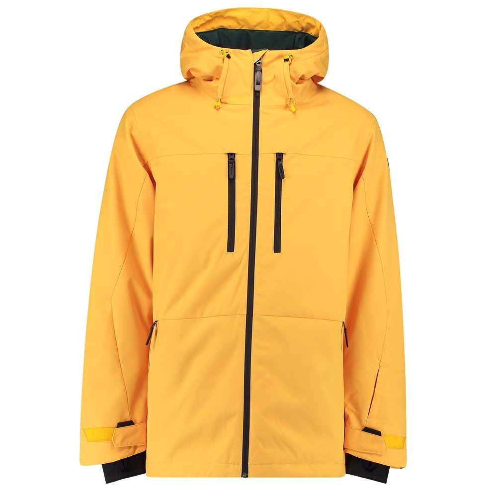 O'Neill Phased Insulated Snowboard Jacket (Men's) - Old Gold