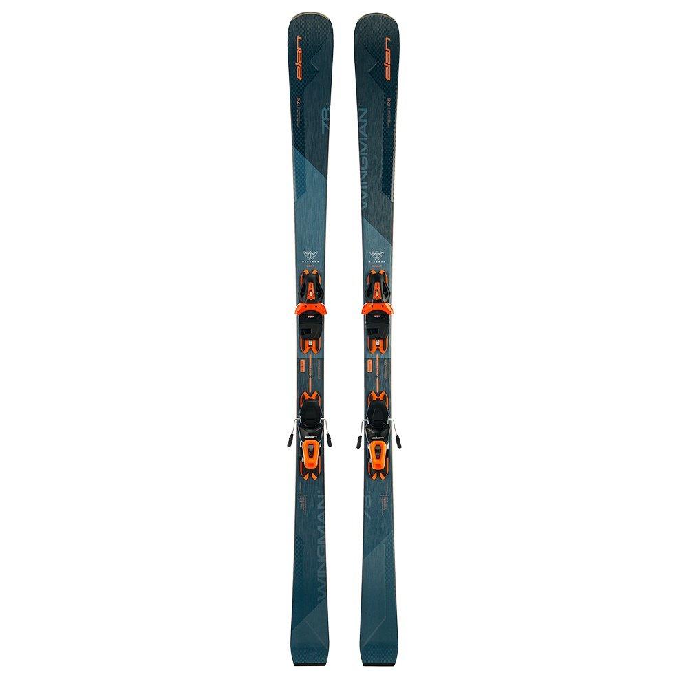 Elan Wingman 78 C Ski System with EL 10 GW Bindings (Men's) -