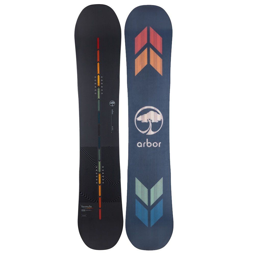 Arbor Formula Camber Snowboard (Men's) - 156