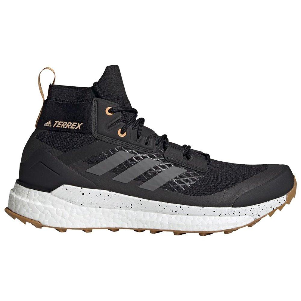 Adidas Terrex Free Hiker Primeblue Trail Running Shoe (Men's) - Core Black