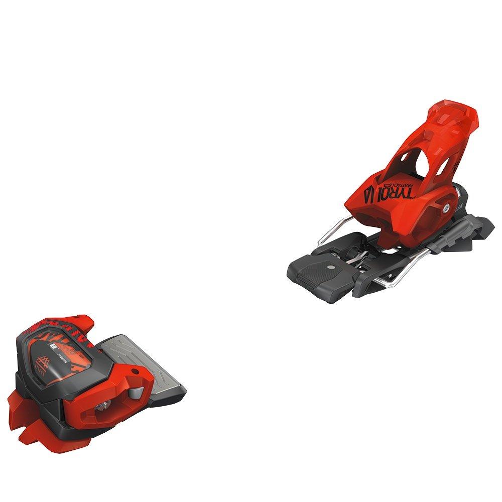 Tyrolia Attack2 13 GW 95 Ski Binding (Adults') - Red