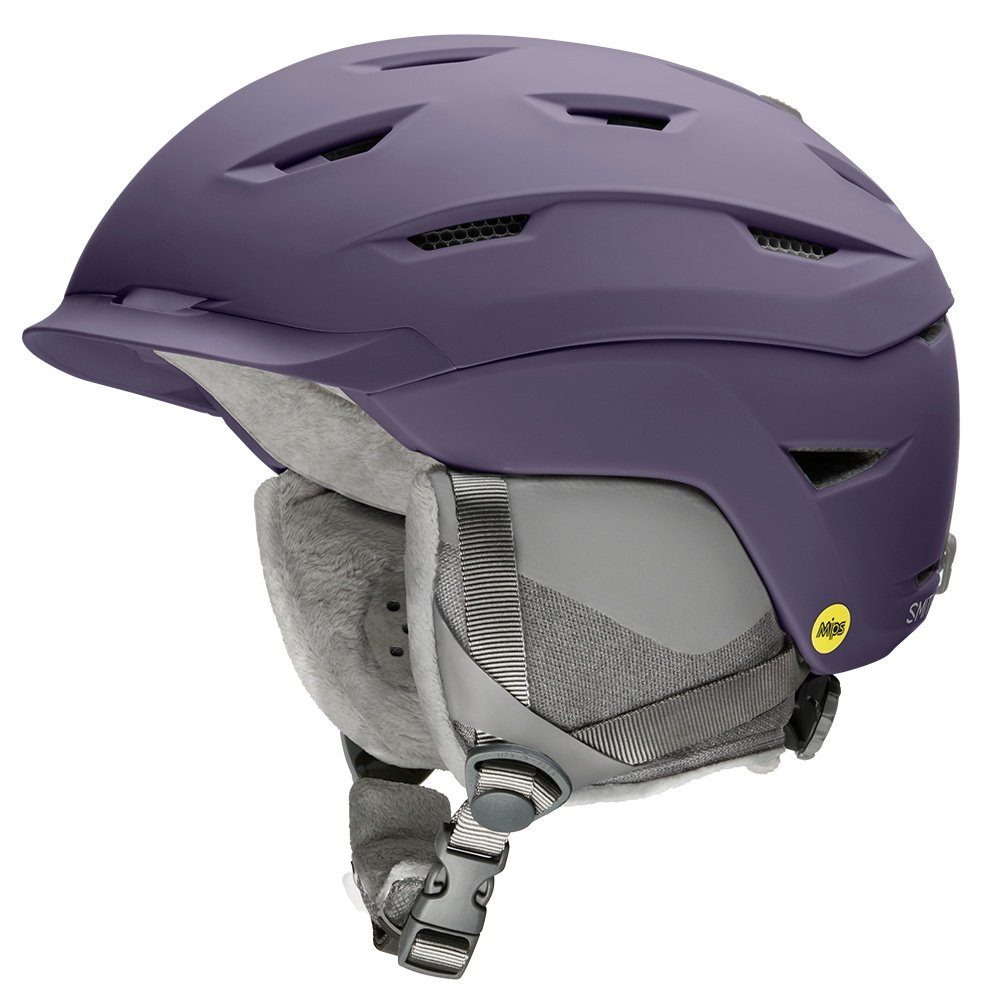 Smith Liberty MIPS Helmet (Women's) - Matte Violet