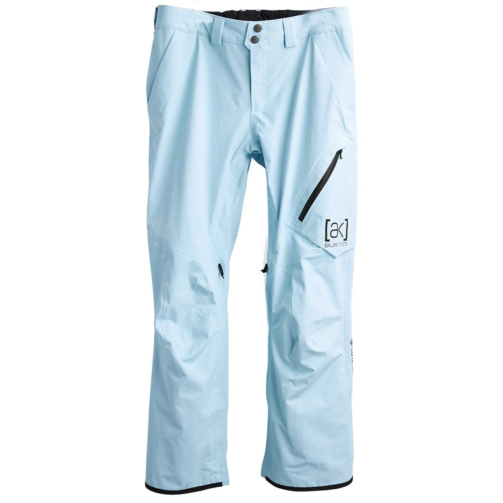 Burton [ak] GORE-TEX Cyclic Shell Snowboard Pant (Men's) - Crystal Blue