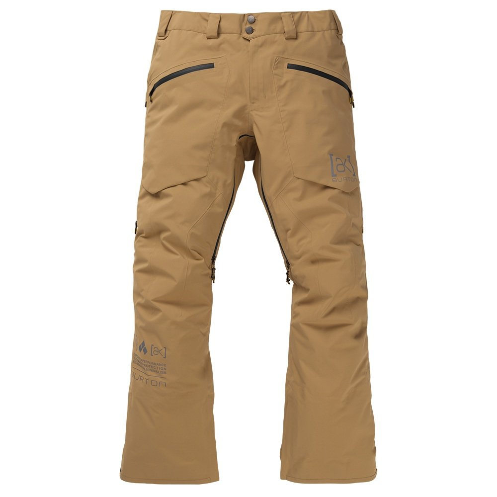 Burton [ak] GORE-TEX 3L Pro Hover Shell Snowboard Pant (Men's) - Kelp