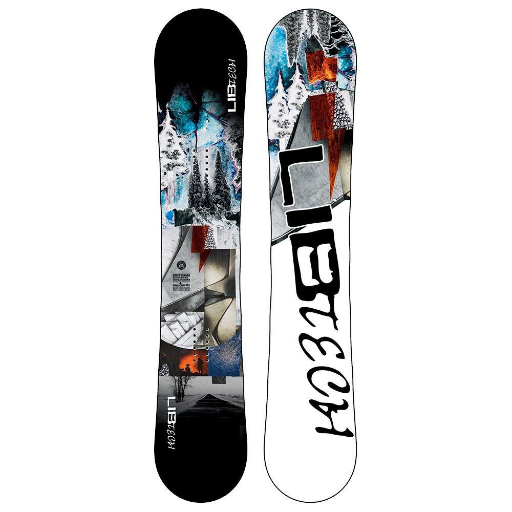 Lib Tech Skate Banana Snowboard (Men's) - 156