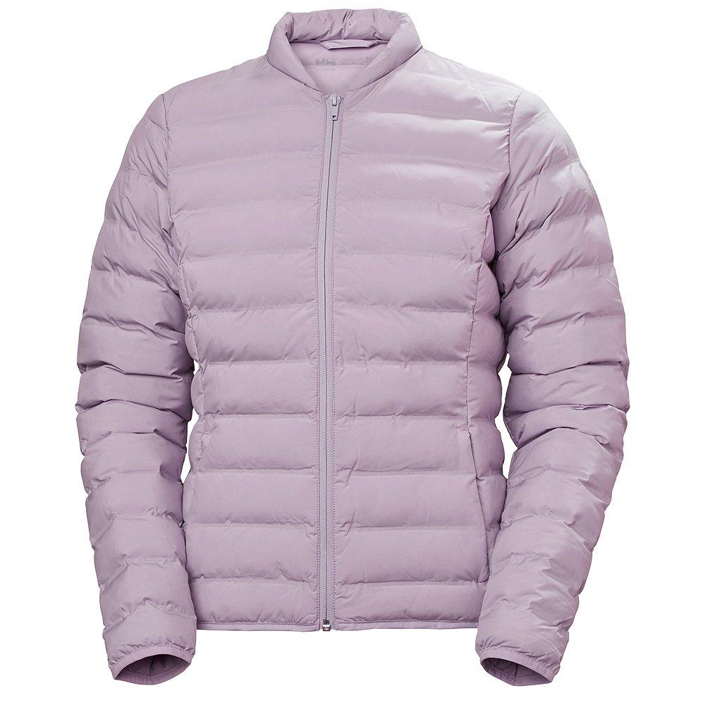 Helly Hansen Mono Material Insulator Jacket (Women's) - Dusty Syrin