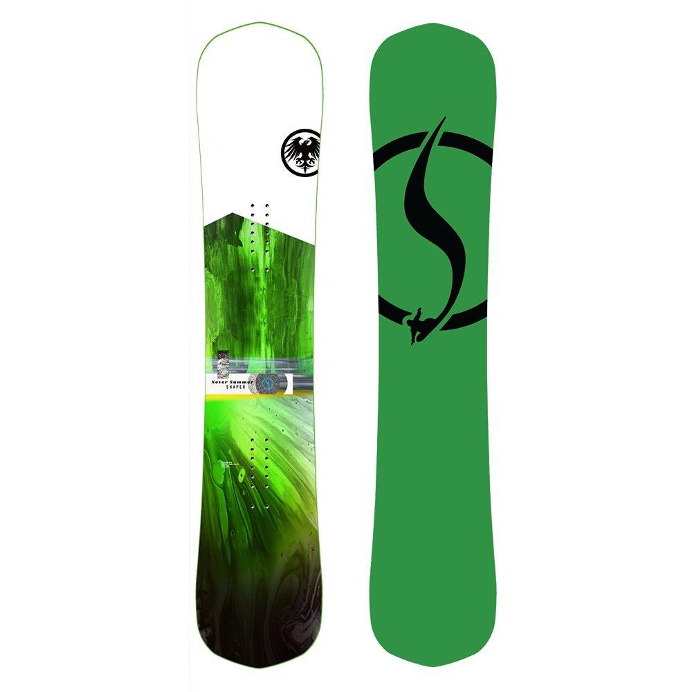 Never Summer Shaper Twin Snowboard (Men's) - 156