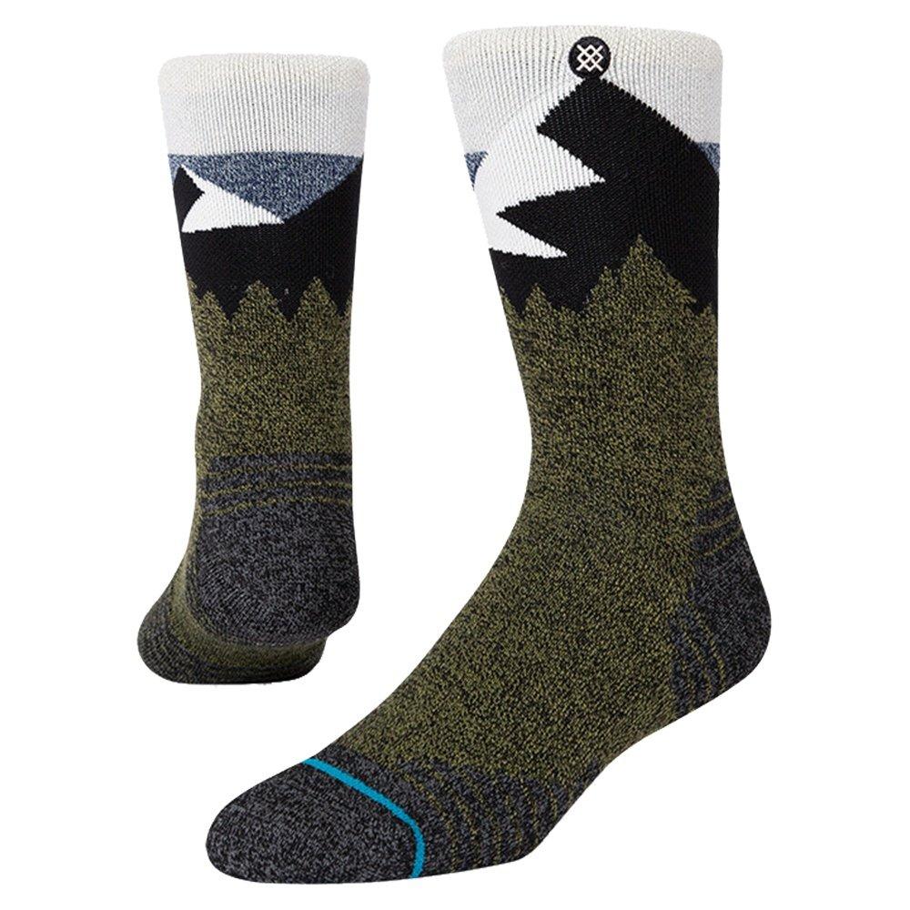 Stance Divide Crew Sock (Men's) - Blue