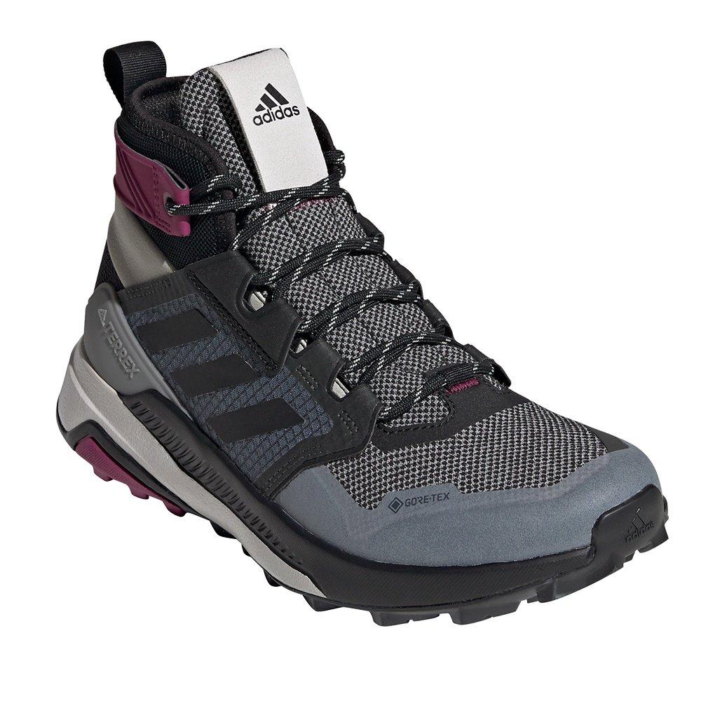 Adidas Terrex Trailmaker Mid GORE-TEX Hiking Boot (Women's) - Metal Grey