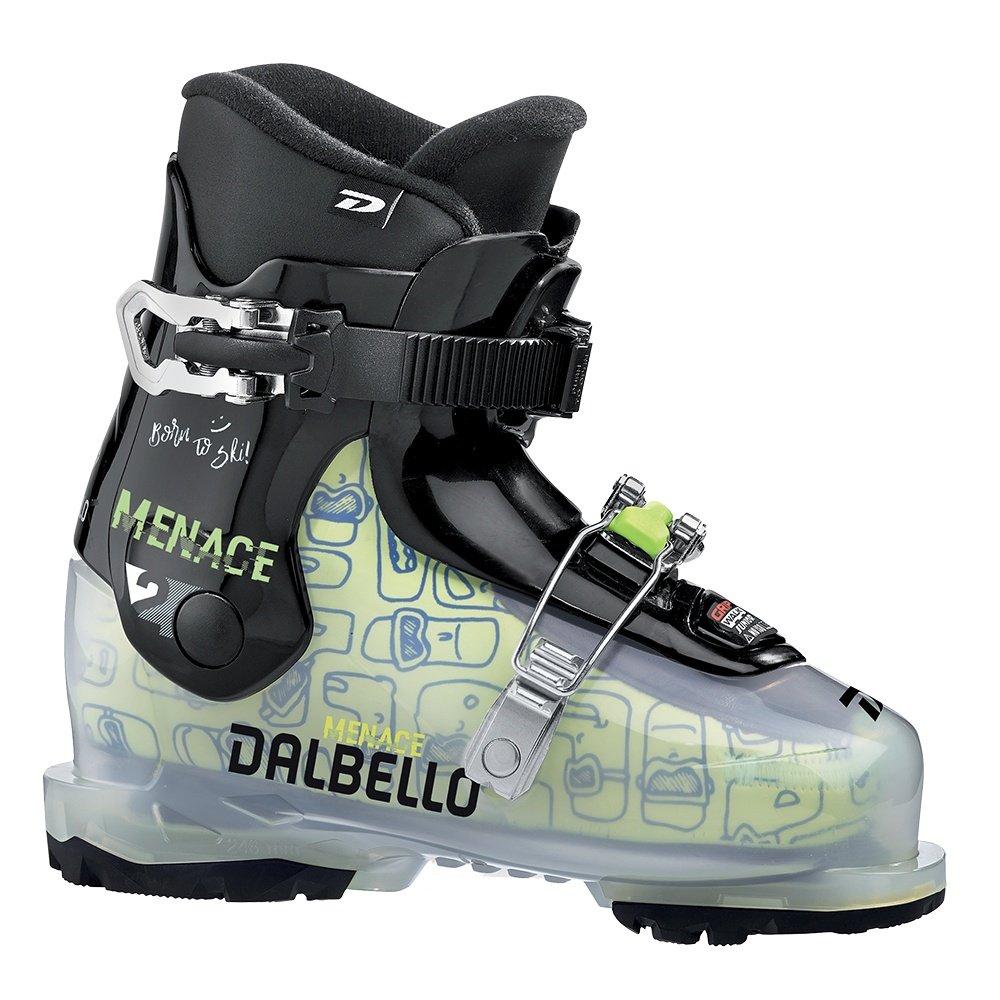 Dalbello Menace 2.0 GW Ski Boot (Kids') - Tranparent Black
