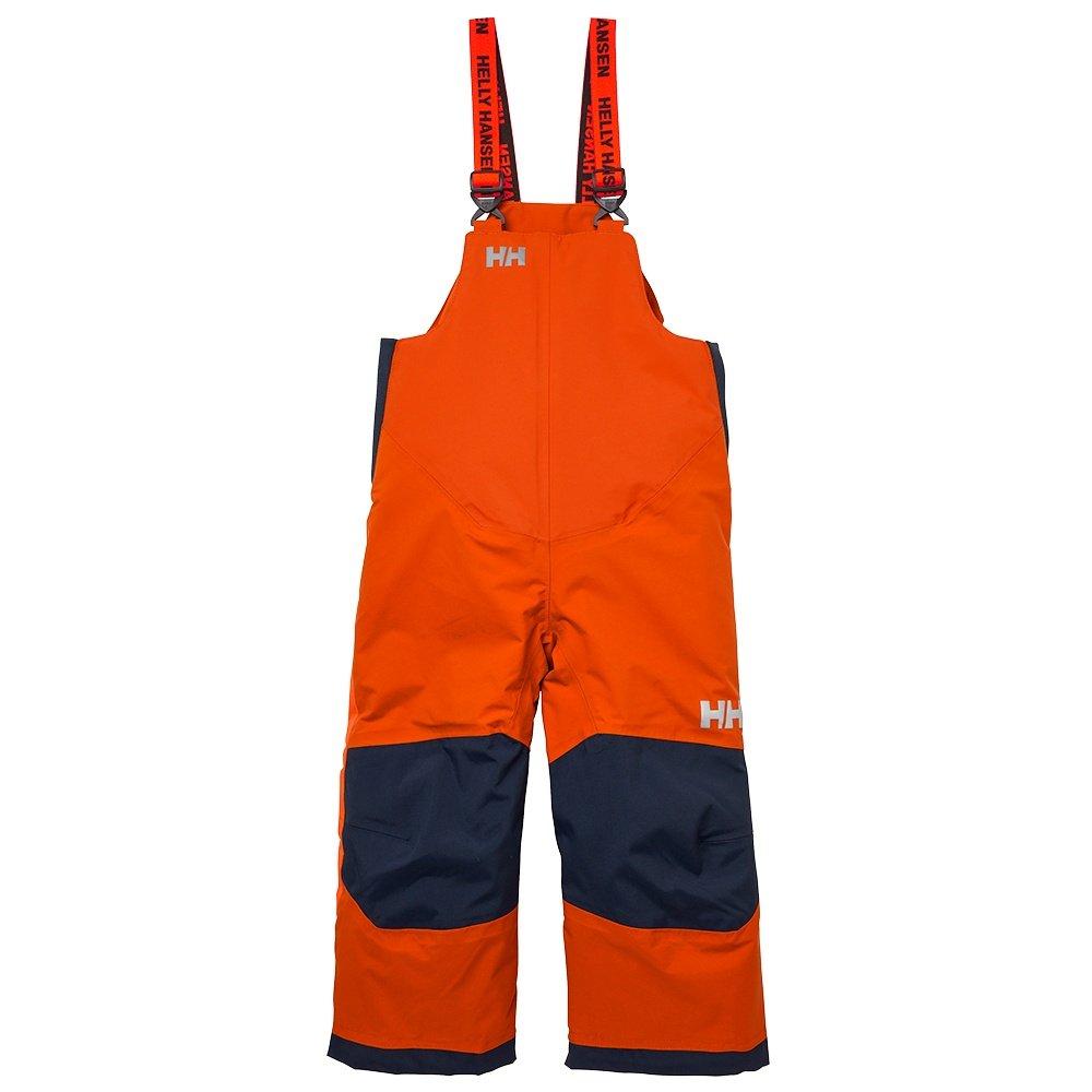Helly Hansen Rider 2 Insulated Ski Bib (Kids') - Neon Orange