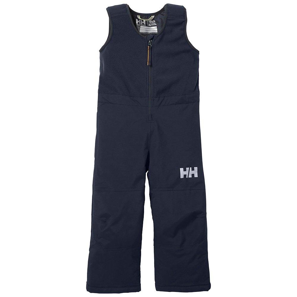 Helly Hansen Vertical Insulated Ski Bib (Little Kids') - Navy