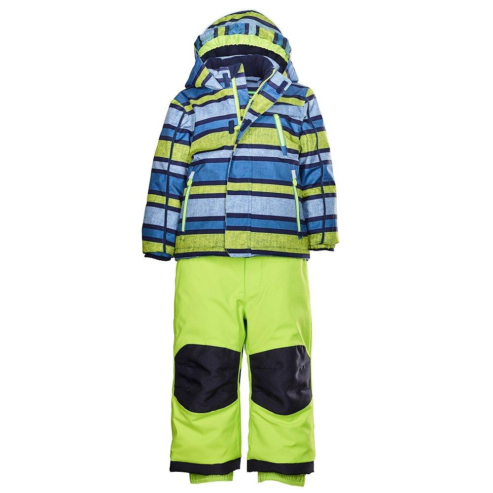 Killtec 3 in 1 Insulated Ski Overall (Little Kids') - Bright Green