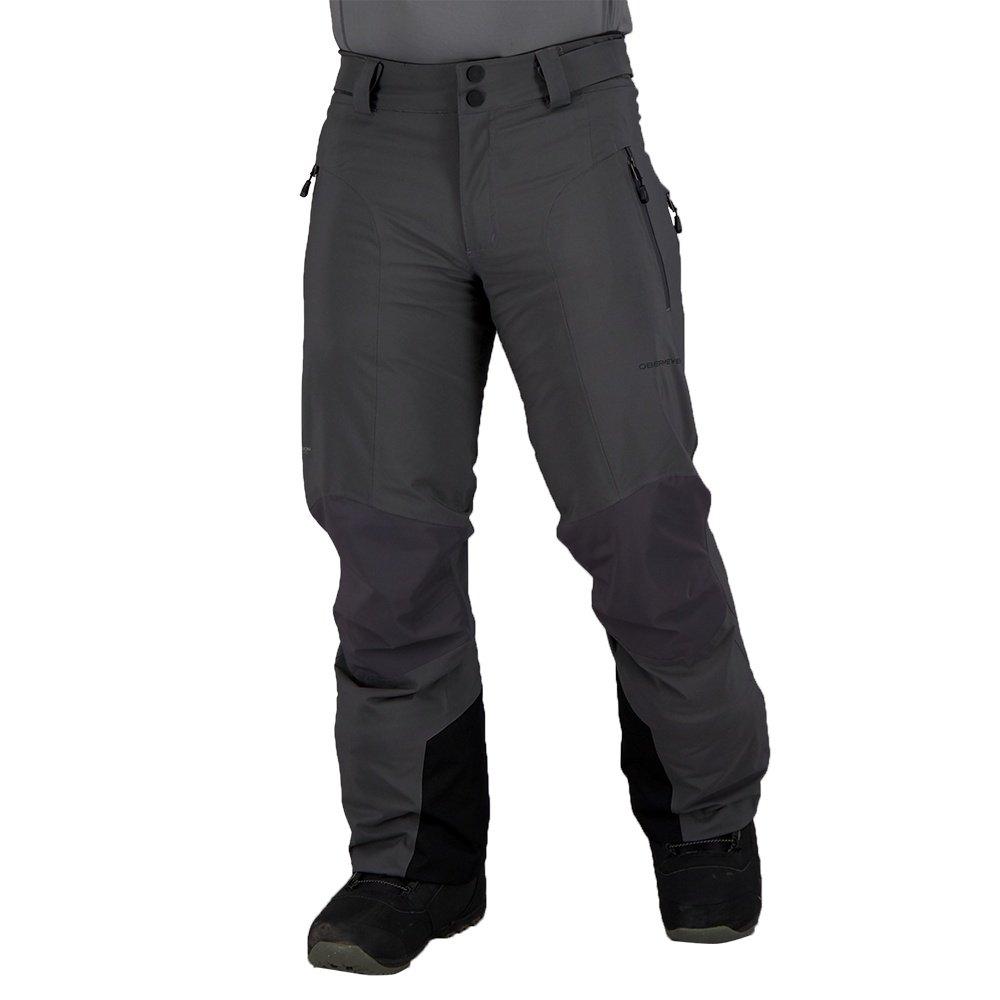 Obermeyer Process Insulated Ski Pant (Men's) - Coal