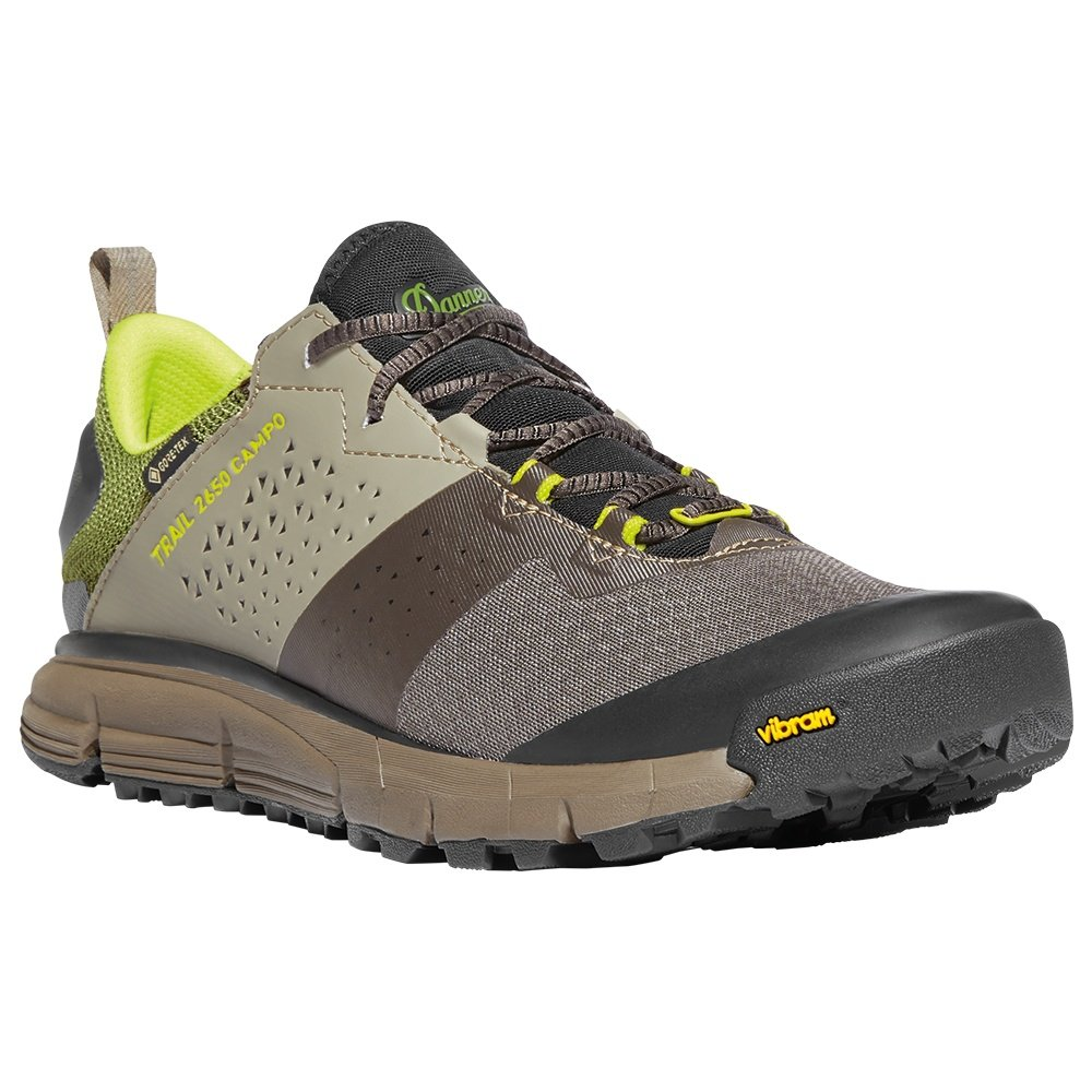 Danner Trail 2650 Campo 3 GORE-TEX Hiking Shoe (Men's) - Brown/Meadow Green