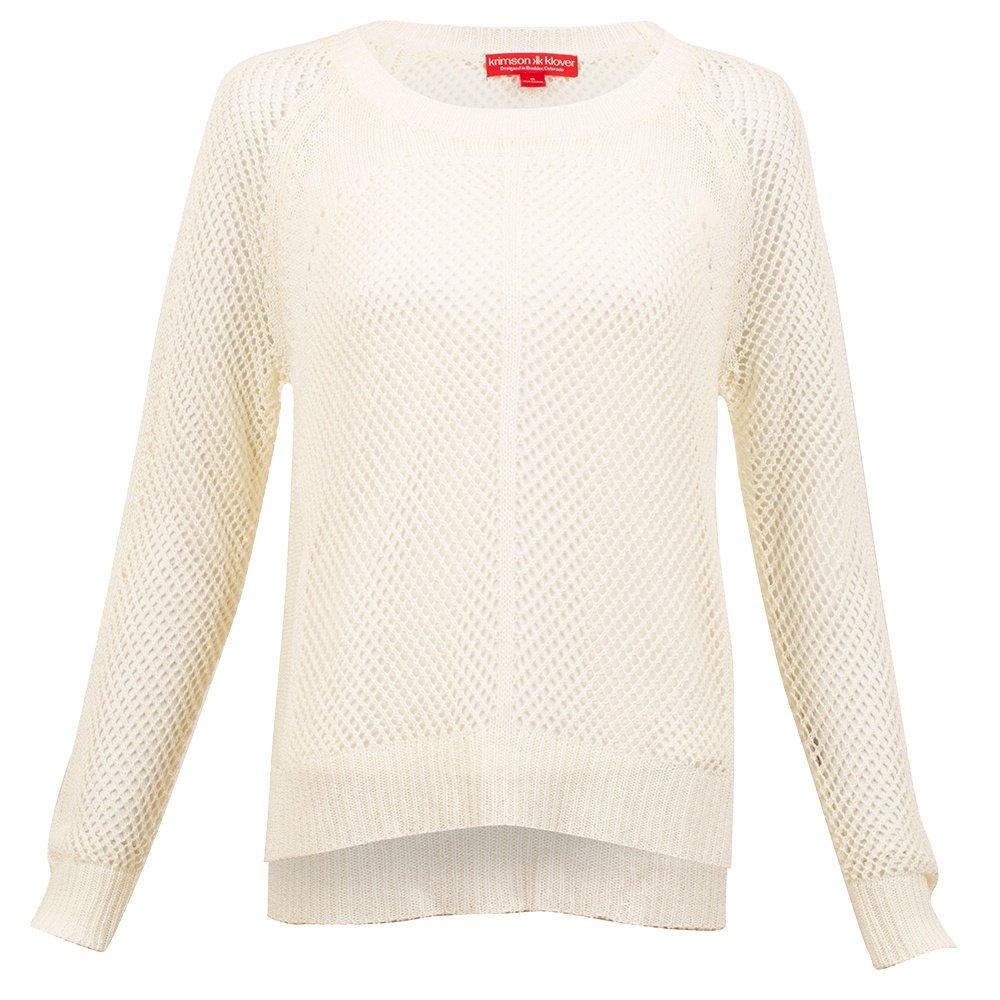 Krimson Klover Birk Pullover Sweater (Women's) - Ivory