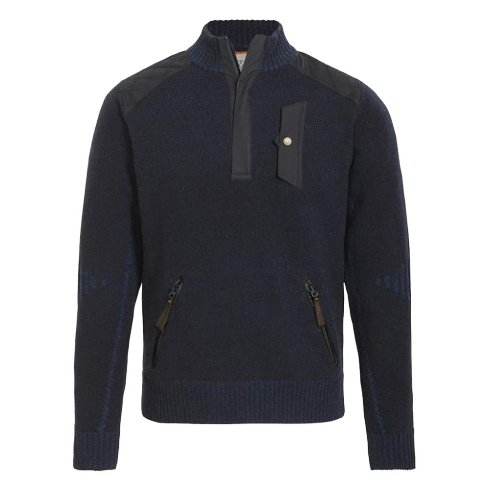 Alps & Meters Alpine Guide Sweater (Men's) - Navy