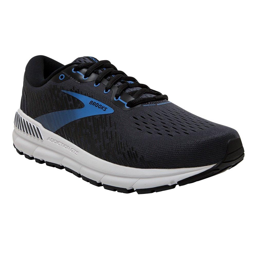 Brooks Addiction GTS 15 Running Shoe (Men's) - India Ink/Black/Blue