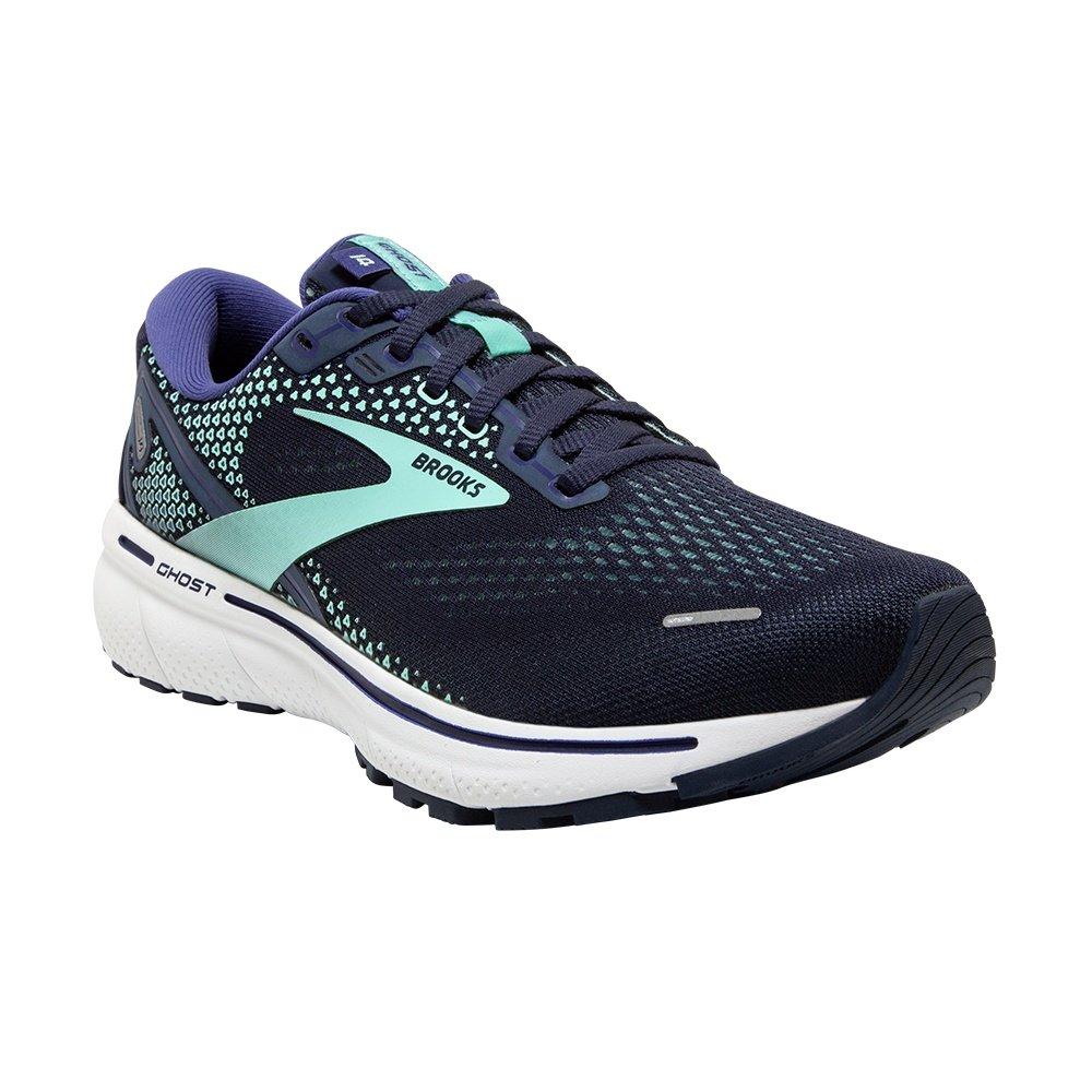 Brooks Ghost 14 Running Shoe (Women's) - Peacoat/Yucca/Navy
